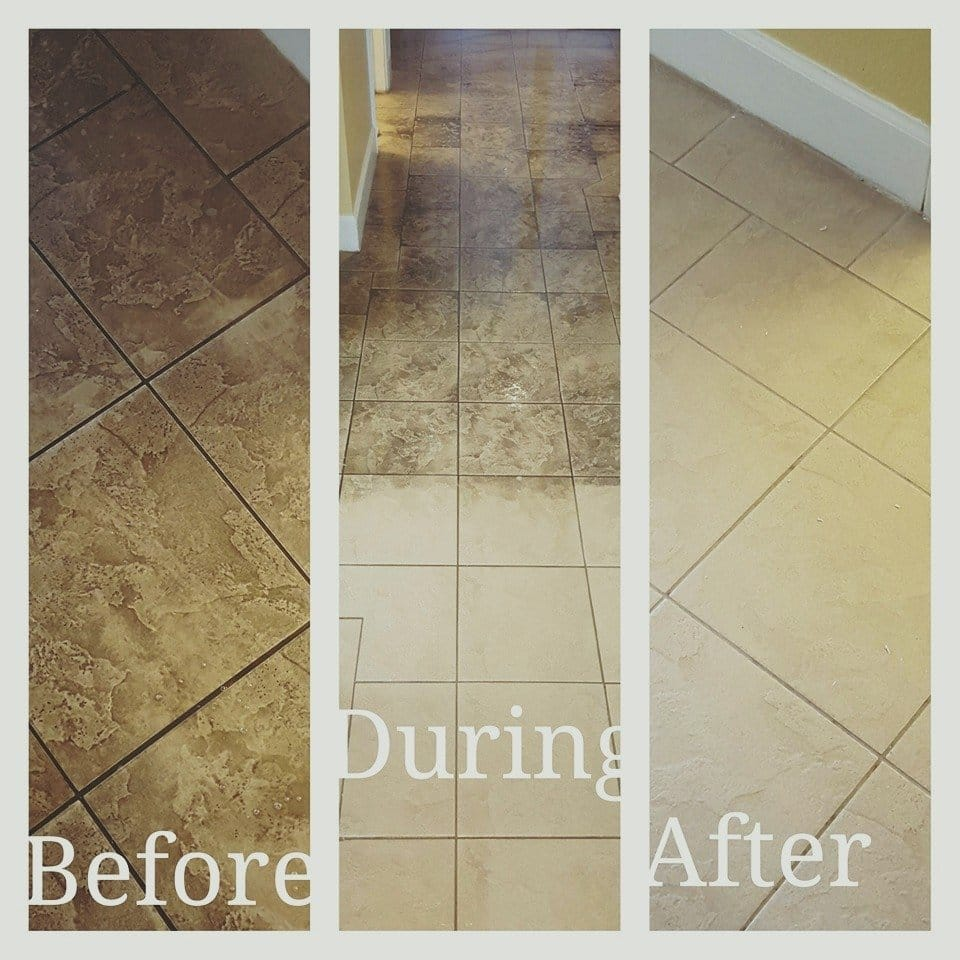 tile and grout cleaning gulf shores